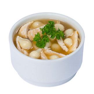 Deliciosa Sopa de Pollo