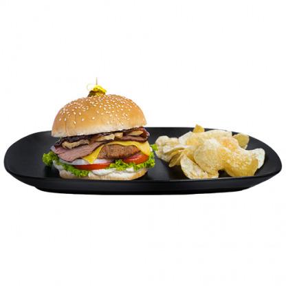 Hamburguesa Roast Beef