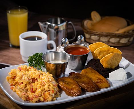 Desayuno Chapín
