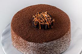 Helado Brownie